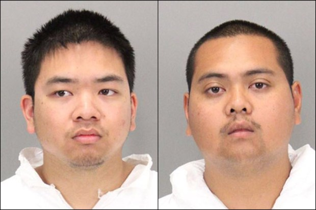 Duong Luu, Madison Muong (San Jose Police Dept.)