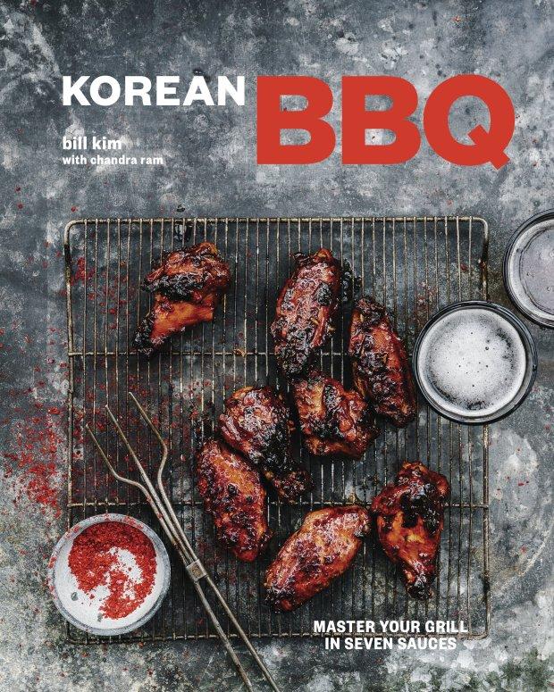 """Korean BBQ"" (Ten Speed Press, 2018)"