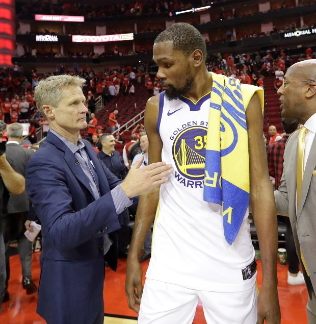 Warriors And Steve Kerr Face Test Of Legacy Vs. Rockets