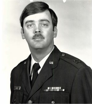 Capt. William Howard Hughes Jr. was formally declared a deserter by the Air Force on Dec. 9, 1983. (U.S. Air Force)