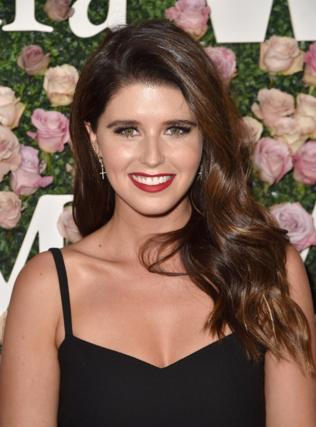 LOS ANGELES, CA - JUNE 12: Author Katherine Schwarzenegger, wearing Max Mara, at Max Mara Celebrates Zoey Deutch - The 2017 Women In Film Max Mara Face of the Future at Chateau Marmont on June 12, 2017 in Los Angeles, California. (Photo by Frazer Harrison/Getty Images for Max Mara)