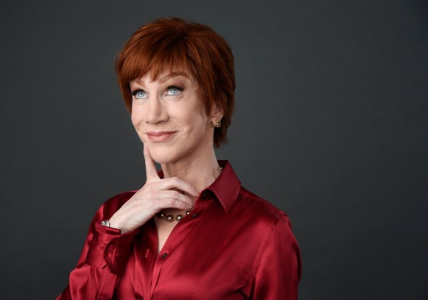 CHRIS PIZZELLOComeback-minded comedian Kathy Griffin performs in San Francisco June 14-15.