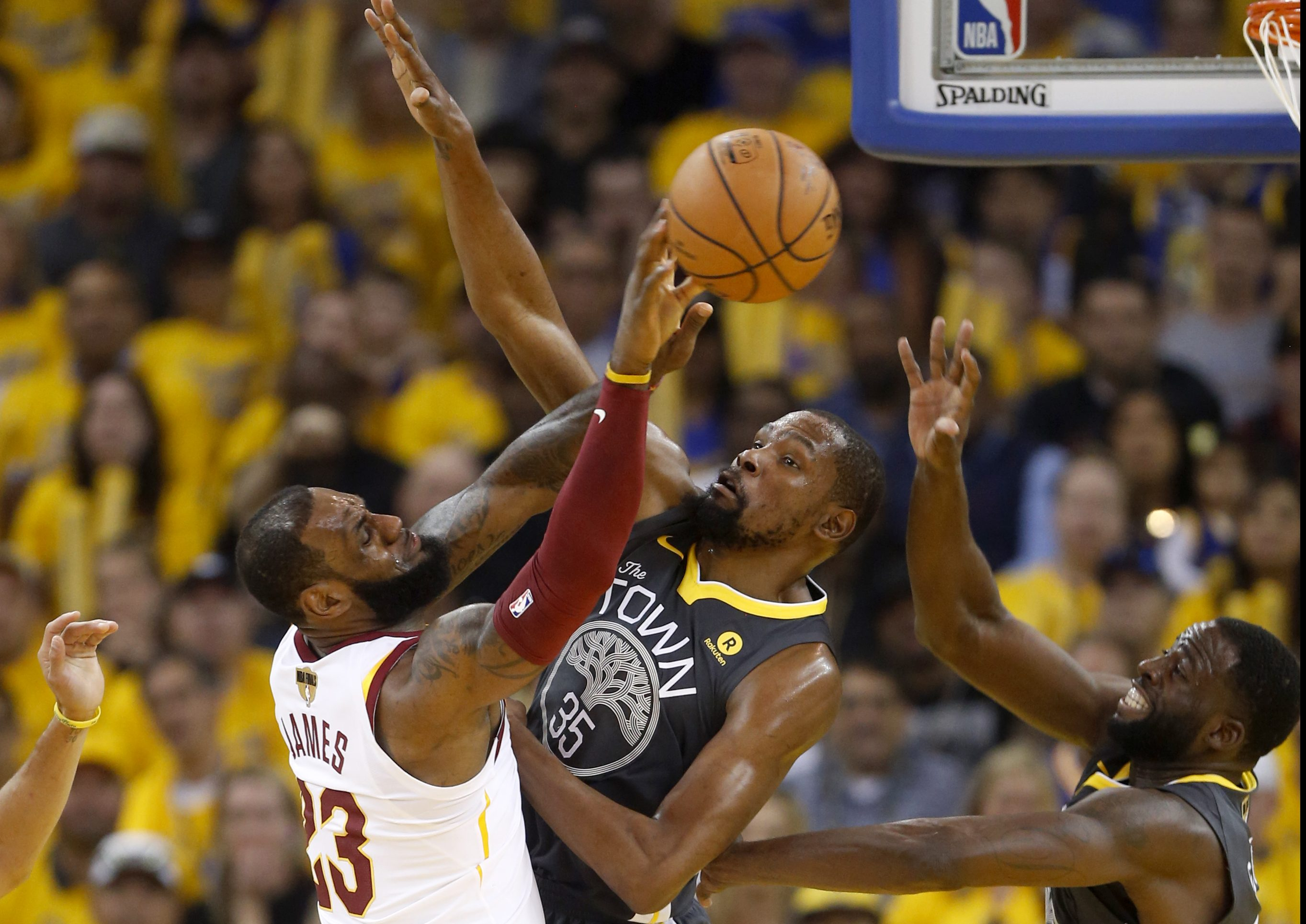 Kevin Durant wants the Warriors to remove the luck factor going forward