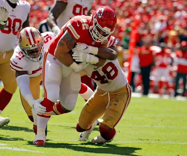 San Diego Chargers Box Score: Kurtenbach: Saleh Out? The 49ers Defensive Problems Are