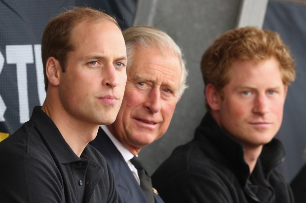 威廉王子再次开启了他的心理健康状况。 查尔斯会生气吗?