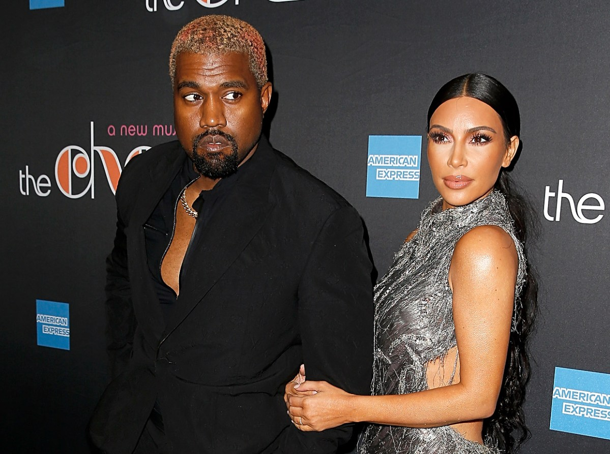 Kanye West spurns 'complicit' Kim Kardashian; Divorce looms