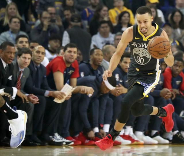 Live Nba Updates Warriors Vs Pelicans Wednesday  P M