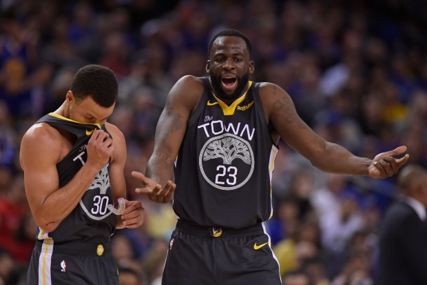 3d0dfee8eb2 NBA playoffs  How will Warriors adjust to playoff officiating  – The ...