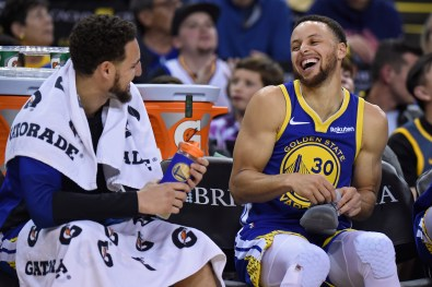 Steph Curry, Klay Thompson to play in Game 1 vs Rockets