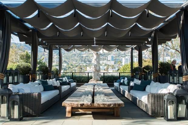 A high-style weekend getaway in West Hollywood