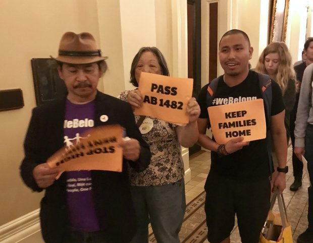 California rent control bill stalls, likely dead for the year