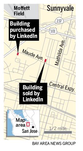 LinkedIn在桑尼维尔轮流和交易,以保持扩展选项的开放
