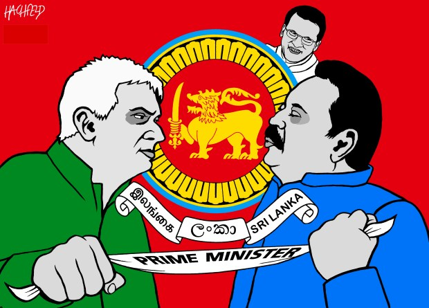 Political cartoons: Sri Lanka bombings