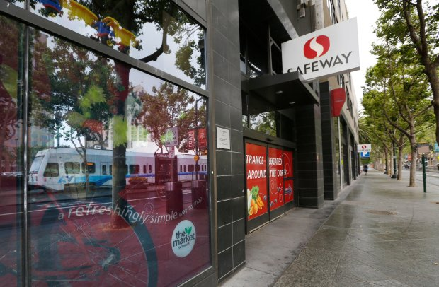 Safeway plans to close downtown San Jose store in June