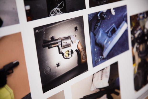 San Jose: Murder suspect, 7 others arrested in gun crime crackdown