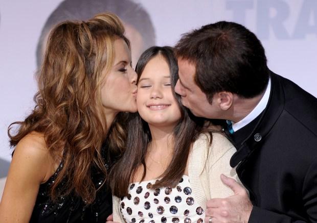 Kelly Preston John Travolta Through Tragedy Controversy