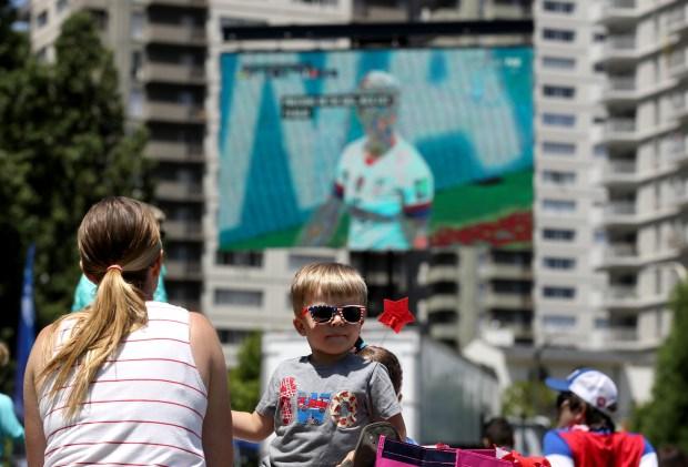 这个星期天在哪里观看湾区女子世界杯决赛