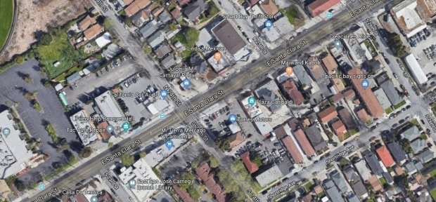 San Jose: child hit by car, killed, after jumping from vehicle
