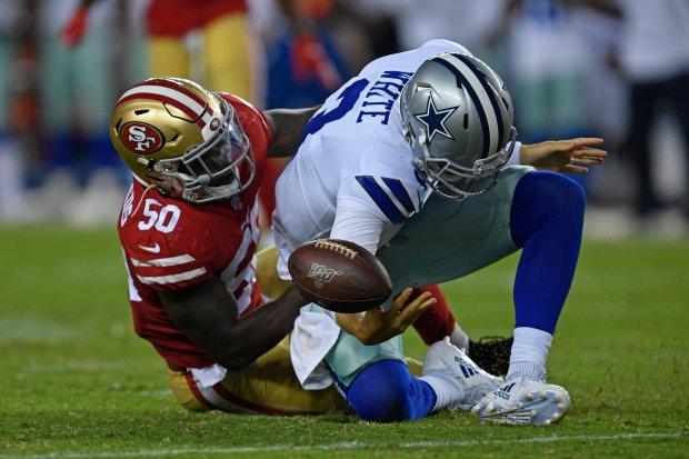 446daa07 49ers vs. Cowboys: 3 studs, 3 duds