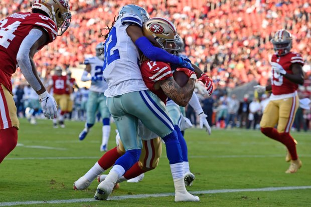 6bfbd646 49ers vs. Cowboys: 3 studs, 3 duds