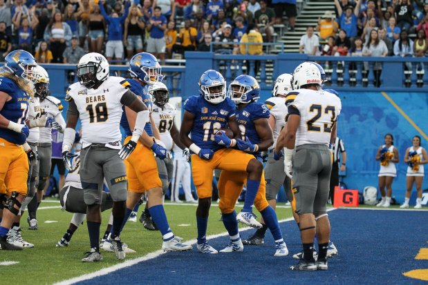 San Jose State Spartans look to build off opening win