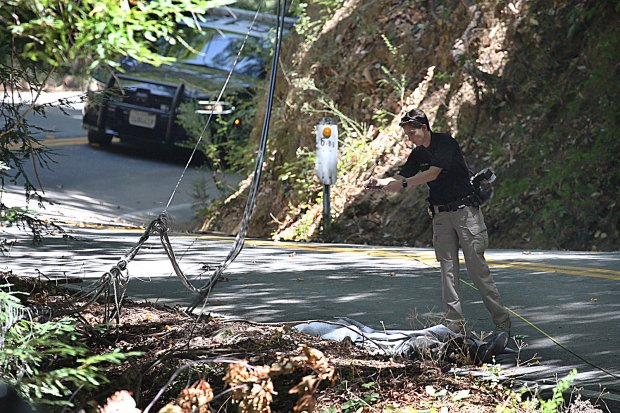 Solo motorcycle collision kills rider in Santa Cruz Mountains