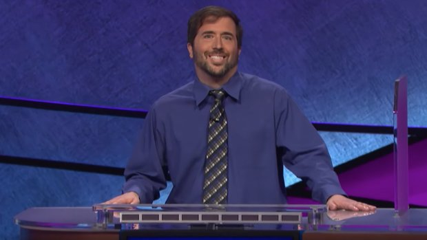 Another Jeopardy contestant on a winning streak