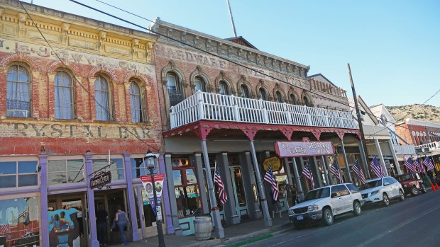 The most haunted ghost towns in the West