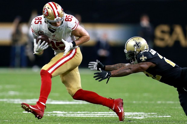 Niners Stun Saints; Pats Booed At Home