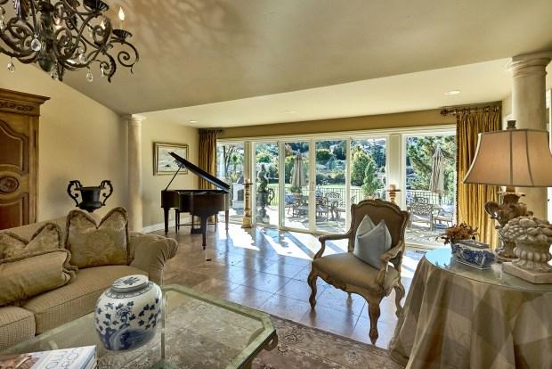 Sponsored Santa Cruz Mountains And Fairway Views Enhance