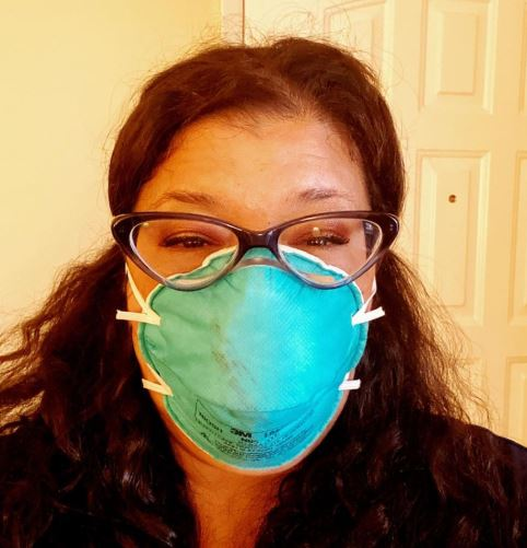 "Coronavirus: Masked medics asked her to step outside. Then they started singing ""Happy Birthday"""