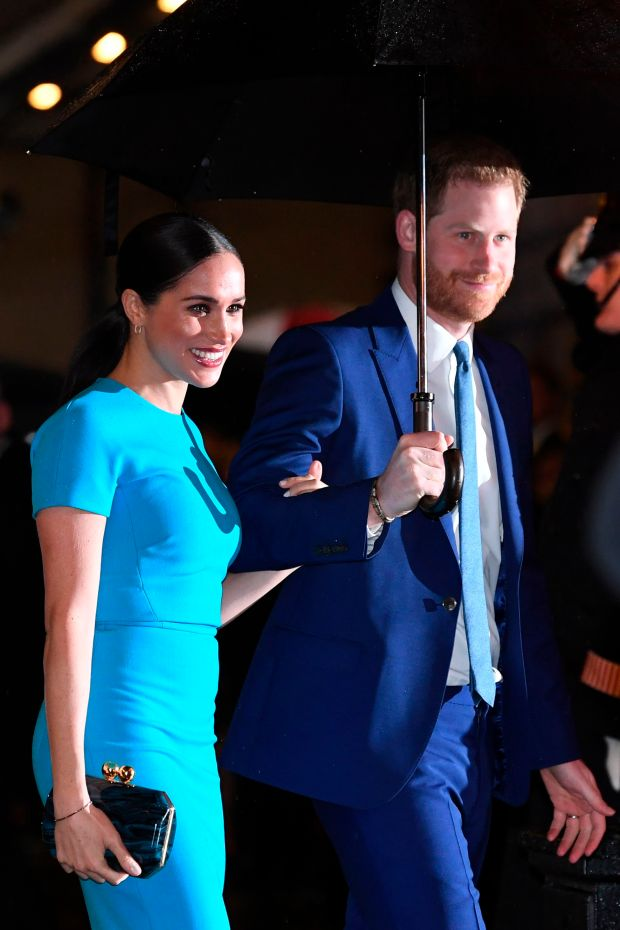 Meghan and Harry secretly move to L.A. ahead of coronavirus lockdown, reports say