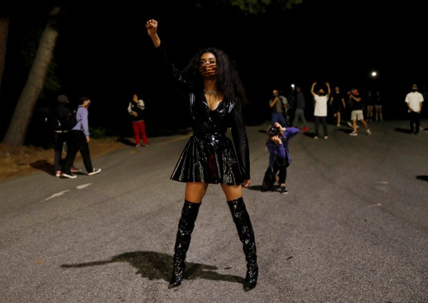 Photos: A look back at Bay Area protests after George Floyd's death 18