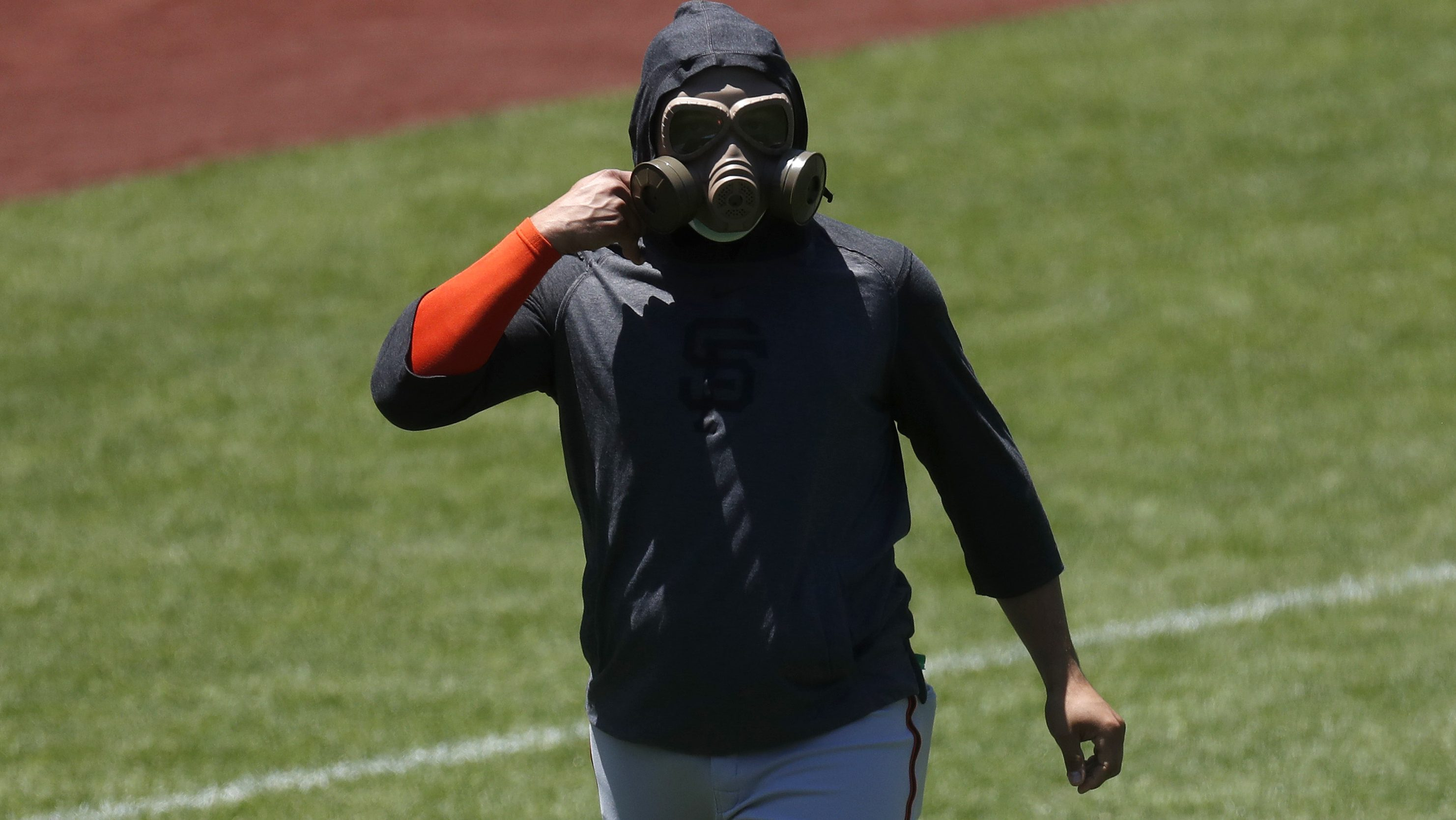 First-year Giants coaching staff overhauls Oracle Park, team workouts for strange season buildup