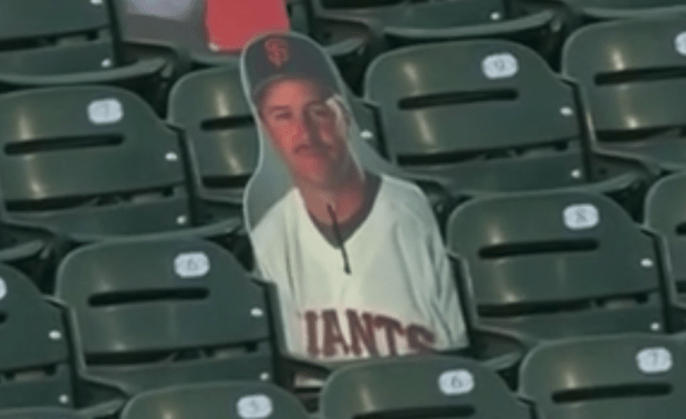 Live reaction to the Giants' (hopefully) once-in-a-lifetime 2020 home opener 3