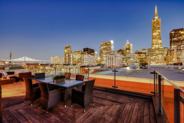 Sponsored: Telegraph Hill condo in S.F. showcases sophistication, stunning views from the rooftop deck and great access for walkers, cyclists