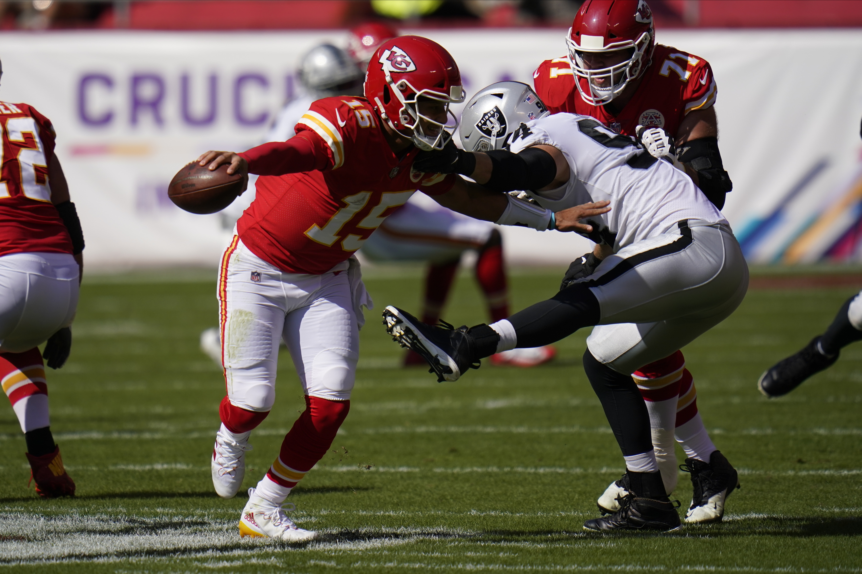 Raiders mailbag: Trent Brown in team's future plans after COVID protocol concerns?
