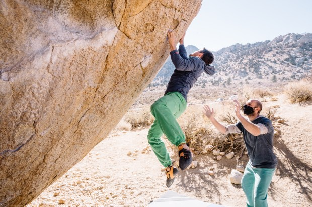 Between a rock and the deadly coronavirus, town of Bishop urges holiday climbers to stay away 5