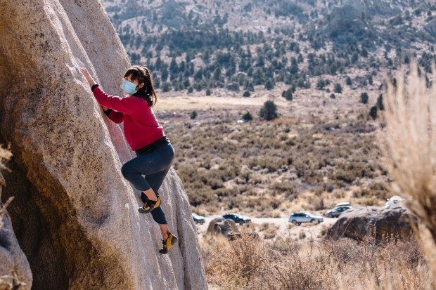 Between a rock and the deadly coronavirus, town of Bishop urges holiday climbers to stay away 2