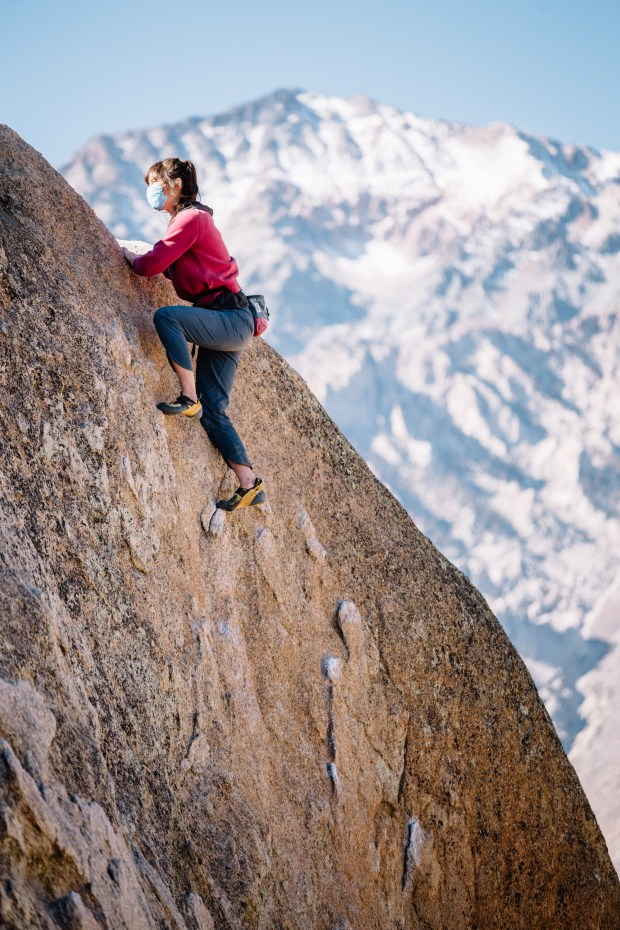 Between a rock and the deadly coronavirus, town of Bishop urges holiday climbers to stay away 6
