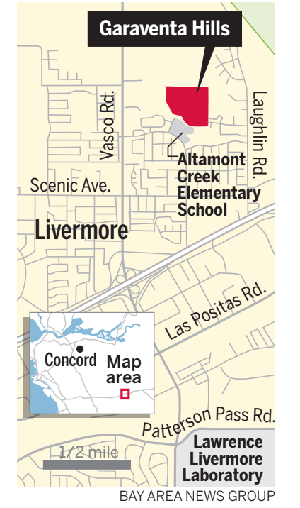 Group that sued to stop Livermore housing project to save salamanders appeals