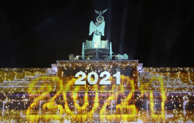 New Year's Evening celebrations from around the world 17