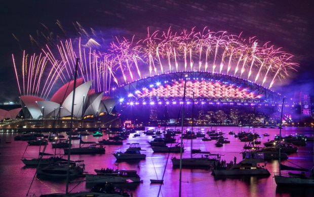 New Year's Evening celebrations from around the world 7