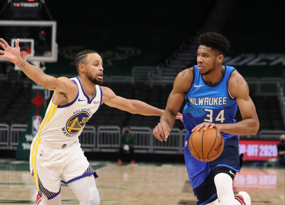 Takeaways: Warriors know where they stand after loss to Bucks