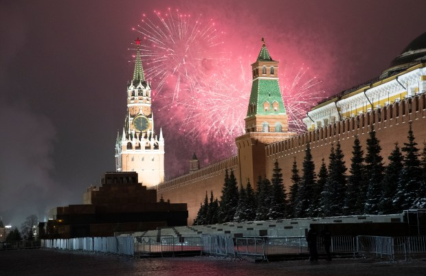 New Year's Evening celebrations from around the world 12