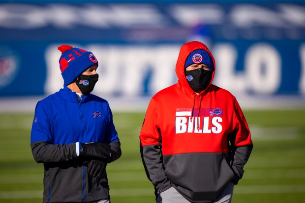 Focus on Bills: 49ers prepare for unexpected from tricky Buffalo