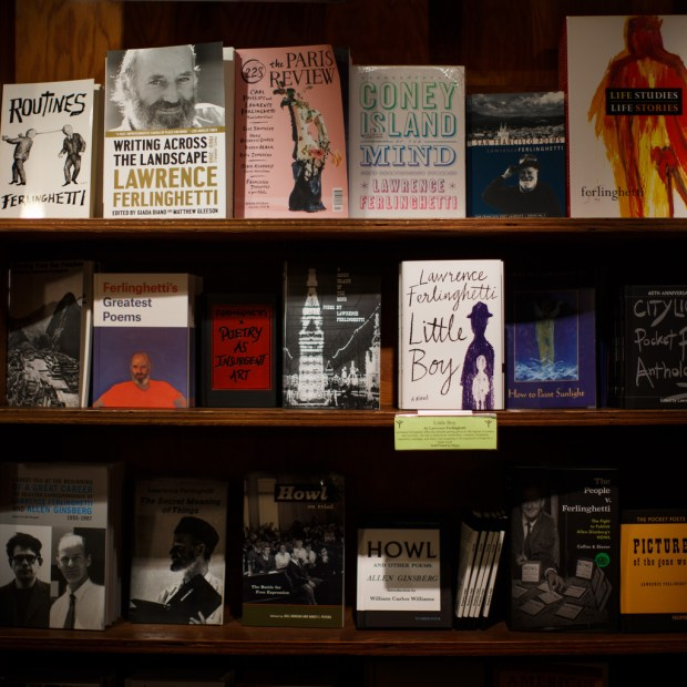 Lawrence Ferlinghetti, poet and Beat icon, dead at 101