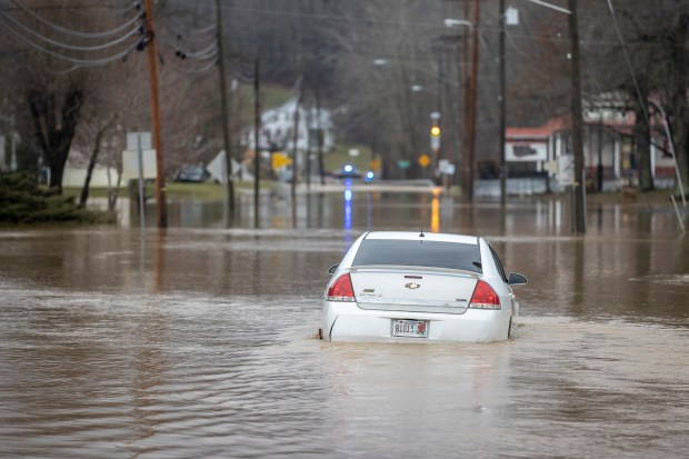 Rescues, road closures in Appalachia after heavy rains