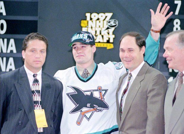 Sharks' Patrick Marleau to break Gordie Howe's NHL games ...