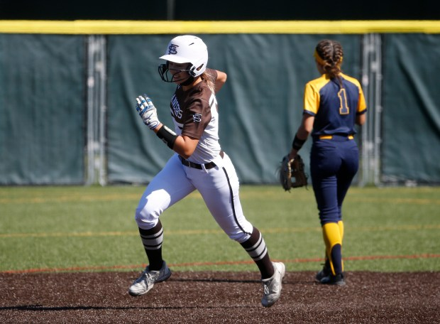 CCS softball: How St. Francis completed a rare perfect season with an Open title 17